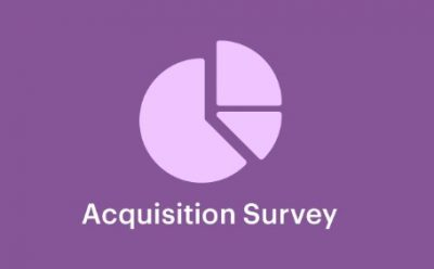 Easy Digital Downloads Acquisition Survey Addon  1.0.2