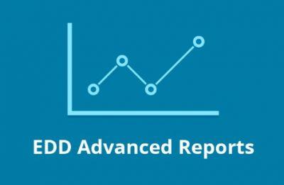 Easy Digital Downloads Advanced Reports Addon 1.0.1