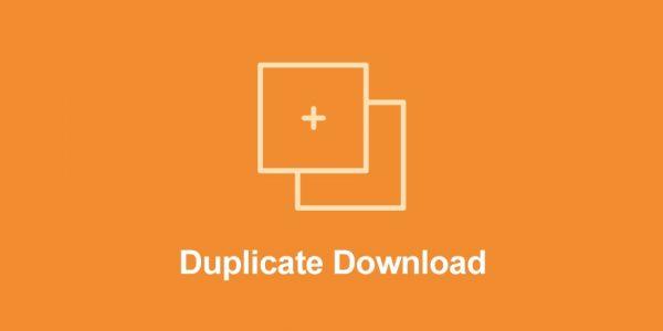 Easy Digital Downloads Duplicate Downloads 1.0.2