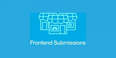 Easy Digital Downloads Frontend Submissions Addon 2.6.5