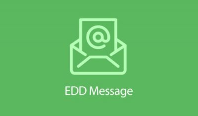 Easy Digital Downloads Message Addon 1.2.1