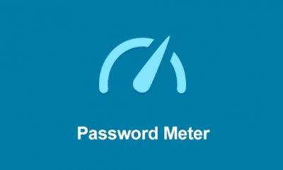 Easy Digital Downloads Password Meter Addon 1.2.1