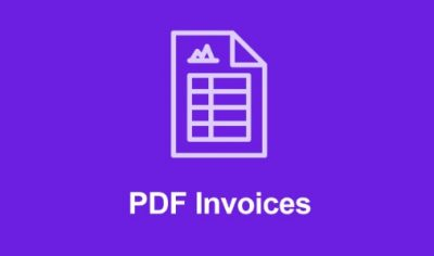 Easy Digital Downloads PDF Invoices Addon 2.2.26