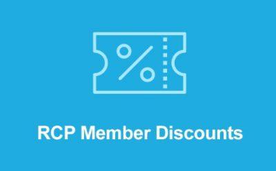Easy Digital Downloads Restrict Content Pro Member Discounts Addon 1.1.5