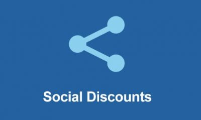 Easy Digital Downloads Social Discounts Addon 2.0.5