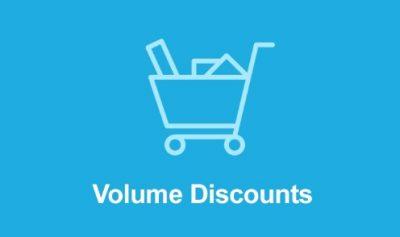 Easy Digital Downloads Volume Discounts Addon  1.4.8