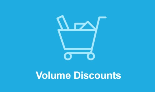 Easy Digital Downloads Volume Discounts Addon  1.4.8