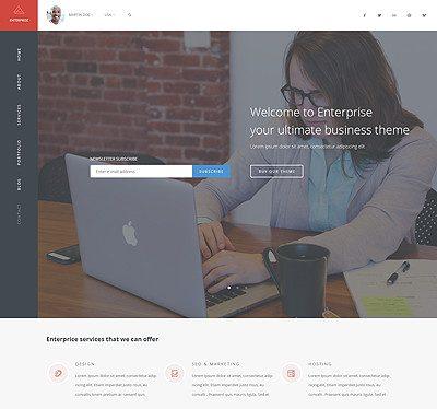 Tesla Themes Enterprise WordPress Theme 1.0.13