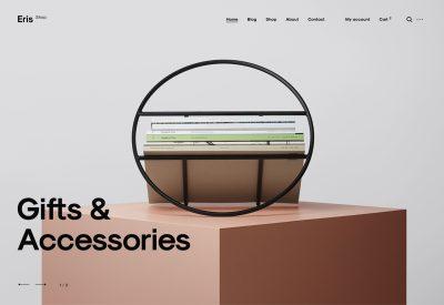 Themes Kingdom Eris Shop WordPress Theme 1.1.7