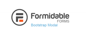 Formidable Forms - Bootstrap Modal 2.0