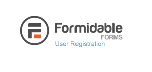 Formidable Forms - User Registration 2.02.02