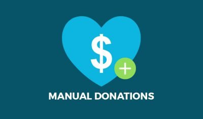 Give Manual Donations 1.5.0