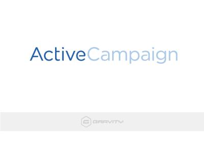 Rocket Genius Gravity Forms Active Campaign Addon 1.7