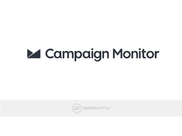 Rocket Genius Gravity Forms Campaign Monitor Addon 3.9