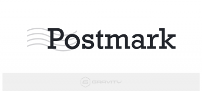 Gravity Forms Postmark Add-On 1.0.0