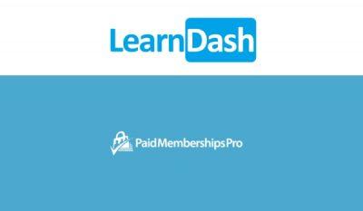 LearnDash LMS PaidMembershipsPro Integration Addon 1.1.1