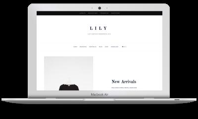 ZigZagPress Lily WordPress Theme 1.0.0