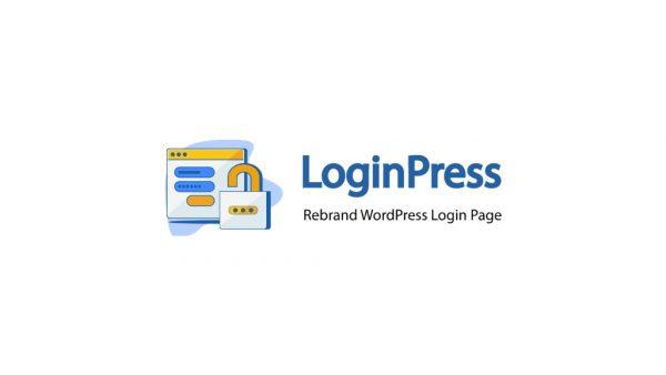 LoginPress – Login Widget 1.1.0