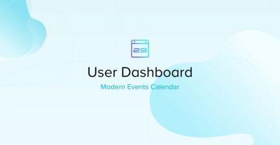 MEC User Dashboard 1.2.0