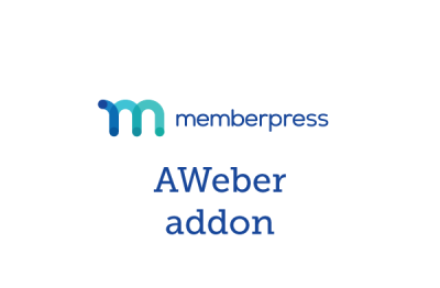 MemberPress AWeber Addon 1.1.1