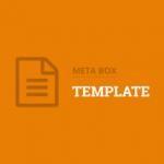 meta-box-template