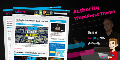 MyThemeShop Authority WordPress Theme 1.1.4