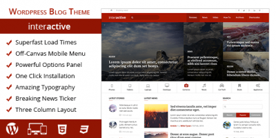 MyThemeShop Interactive WordPress Theme 2.0.11
