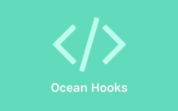 OceanWP Hooks Addon 1.1.3