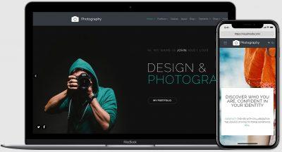 VisualModo Photography WordPress Theme 1.2.8