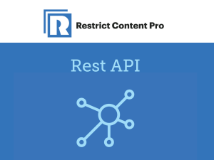 Restrict Content Pro – REST API 1.2