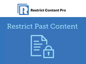 Restrict Content Pro – Restrict Past Content 1.0.2