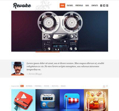 Tesla Themes Revoke WordPress Theme 1.9.10