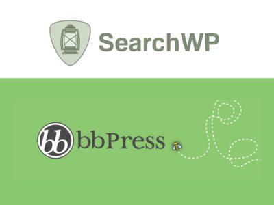 SearchWP bbPress Integration 1.3.1
