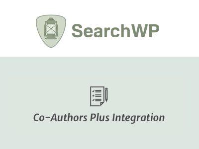 SearchWP Co-Authors Plus Integration 1.2.0