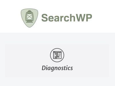 SearchWP Diagnostics 1.5.1