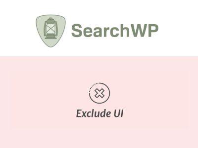 SearchWP Exclude UI 1.2.2