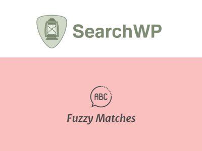 SearchWP Fuzzy Matches  1.4.4