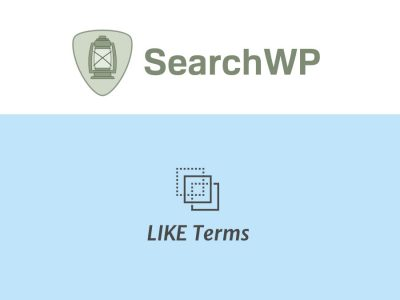 SearchWP LIKE Terms  2.4.6