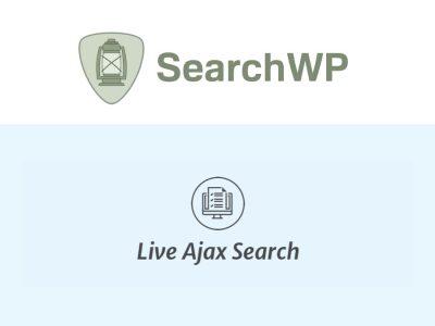 SearchWP Live Ajax Search 1.6.1