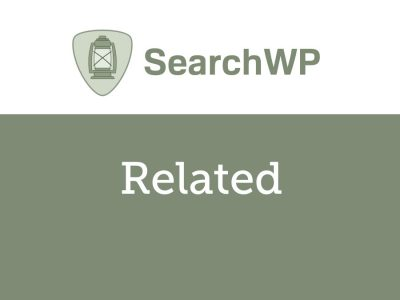 SearchWP Related Addon 1.4.5