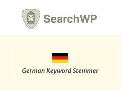 SearchWP German Stemmer  1.0.2