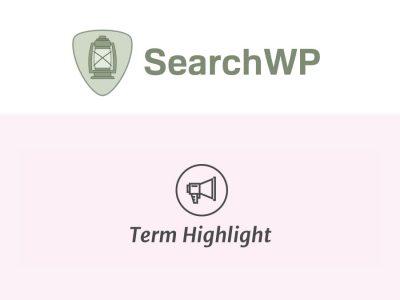 SearchWP Term Highlight  2.1.14