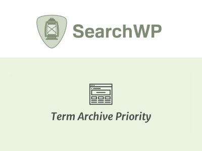 SearchWP Term Archive Priority 1.1.7