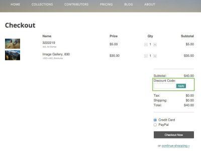 Graph Paper Press Sell Media Discount Codes Addon  2.1.5