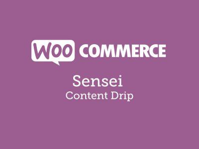 Sensei LMS Content Drip 2.0.2