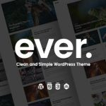 themeforest-19387166-ever-clean-and-simple-wordpress-theme