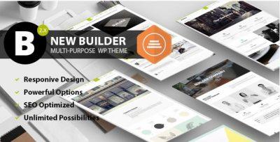 BUILDER – Responsive Multi-Purpose Theme  2.0.0