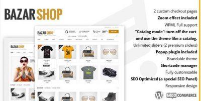 Bazar Shop – Multi-Purpose e-Commerce Theme 3.14.0