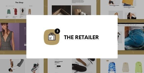 The Retailer - eCommerce WordPress Theme for WooCommerce 3.1.4