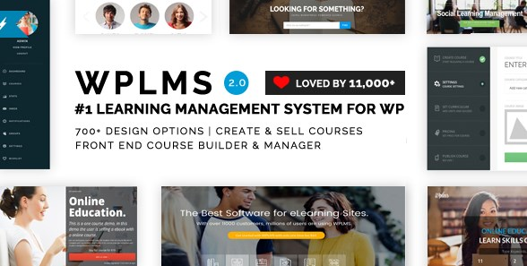 WPLMS Learning Management System 4.0.85